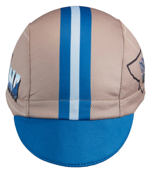 Montana Technical Cycling Cap