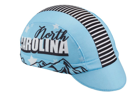 North Carolina Technical Cycling Cap