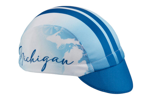 Michigan Technical Cycling Cap