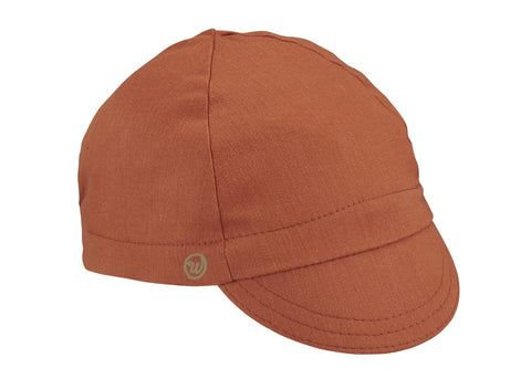 Burnt Orange Cotton 4-Panel