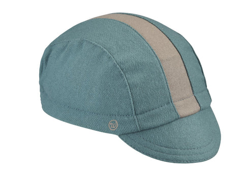 Jade/Taupe Wool 3-Panel