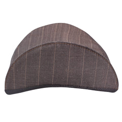 Chocolate Wool 4-Panel