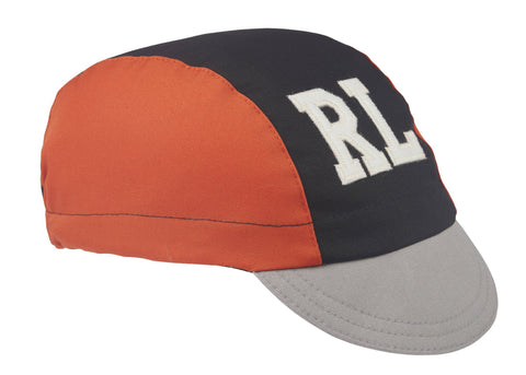 Cotton 3-Panel Marquee Cap - Front Lettering