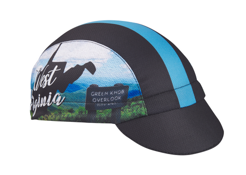 West Virginia Technical Cycling Cap