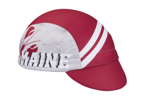 Maine Technical Cycling Cap