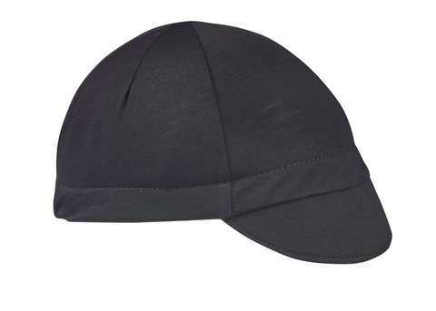 Black Merino Wool 4-Panel