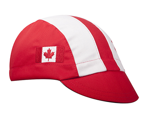 Canadian Flag Maple Leaf Cap