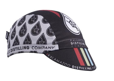 Kalamazoo Distilling Co. Technical Cycling Cap