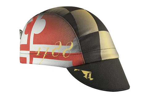 Maryland Technical Cycling Cap