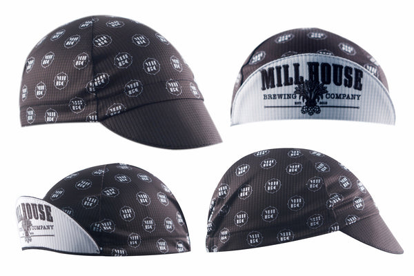 Mill House Brewing Co. Technical Cycling Cap