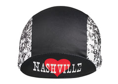 """Nashville"" Technical Cycling Cap"