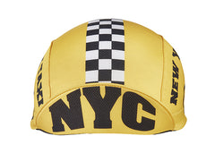 NYC Taxi Technical Cycling Cap *NEW*
