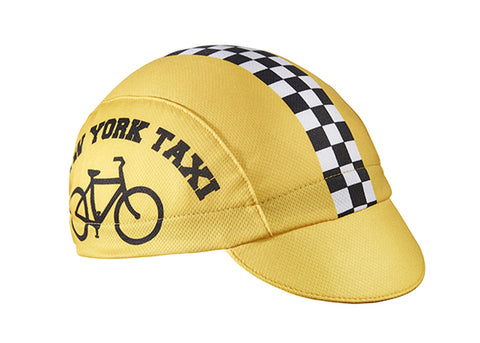 NYC Taxi Technical Cycling Cap