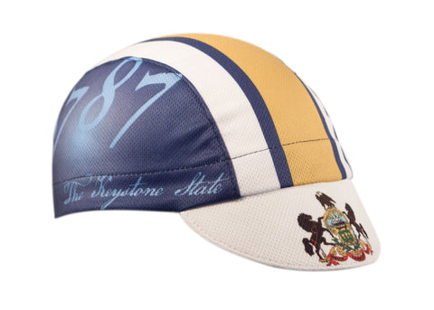 Pennsylvania Technical Cycling Cap