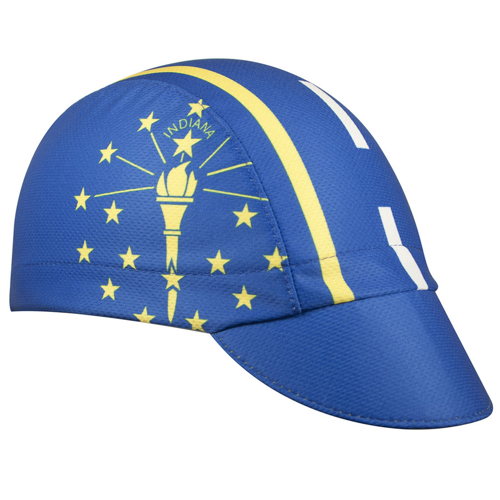 Indiana Technical Cycling Cap