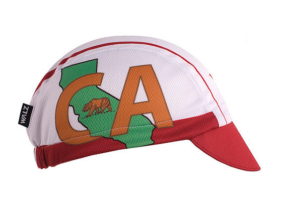 California Technical Cycling Cap