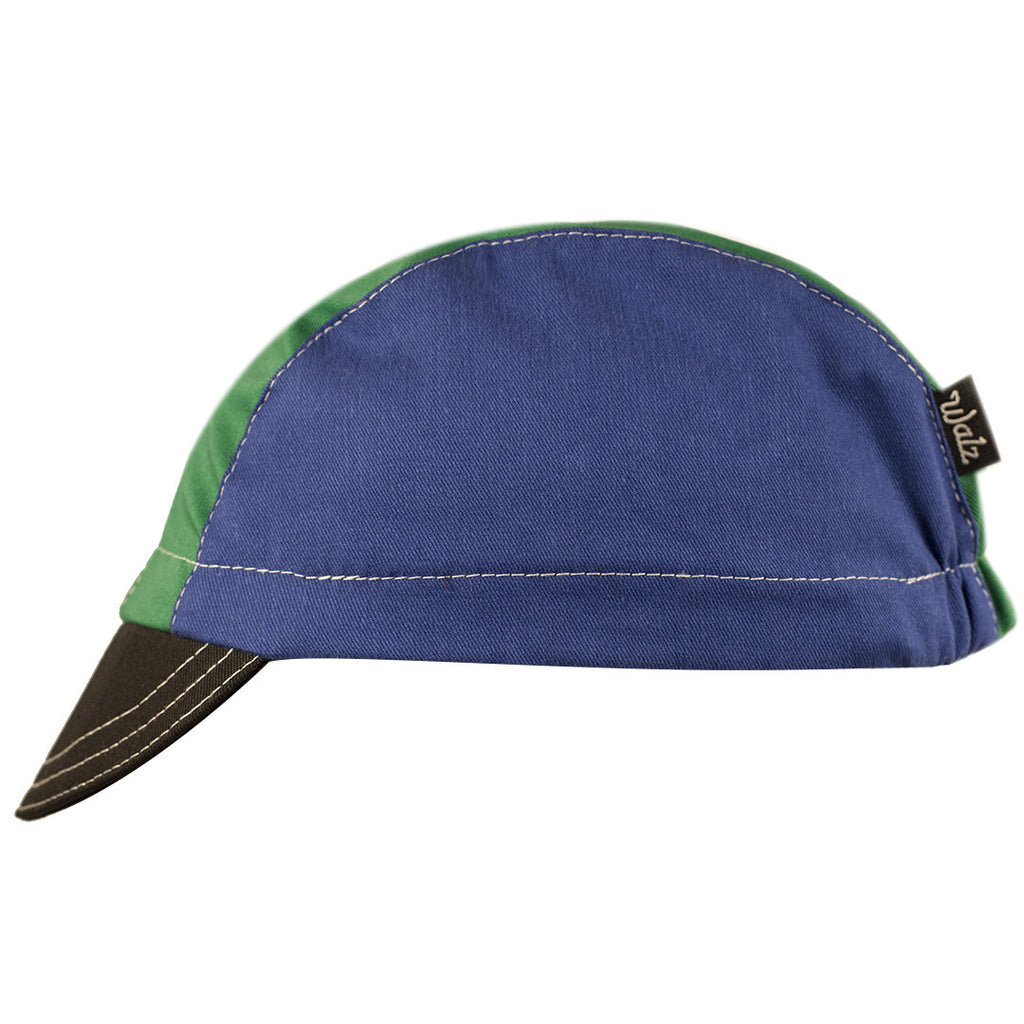 South Africa Cotton Cycling Cap – Walz Caps - Classic American ... 220ab299691f