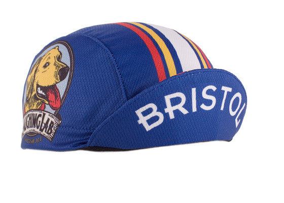 Bristol Brewery Moisture Wicking Cycling Cap Walz Caps