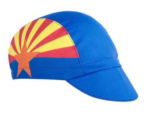 Arizona Technical Cycling Cap