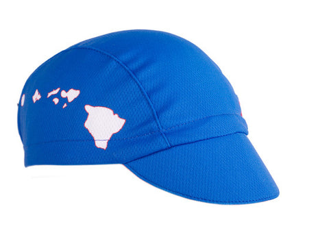 Hawaii Technical Cycling Cap