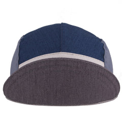 Tri-Tone Cool River Cotton Cyling Cap