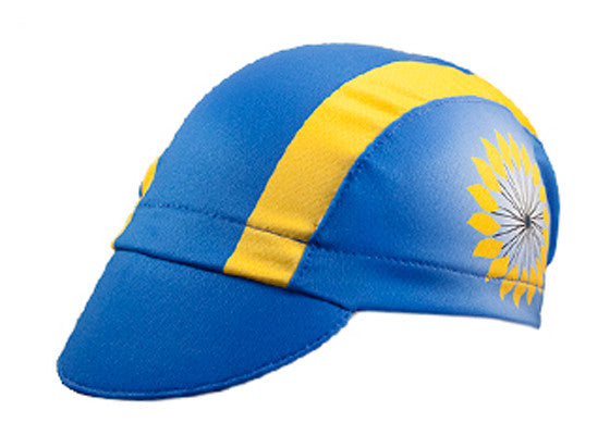Kansas Technical Cycling Cap