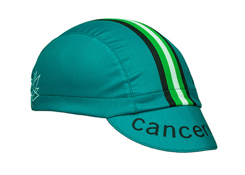"Cap for a Cause ""Cancervive"" Technical Cycling Cap"