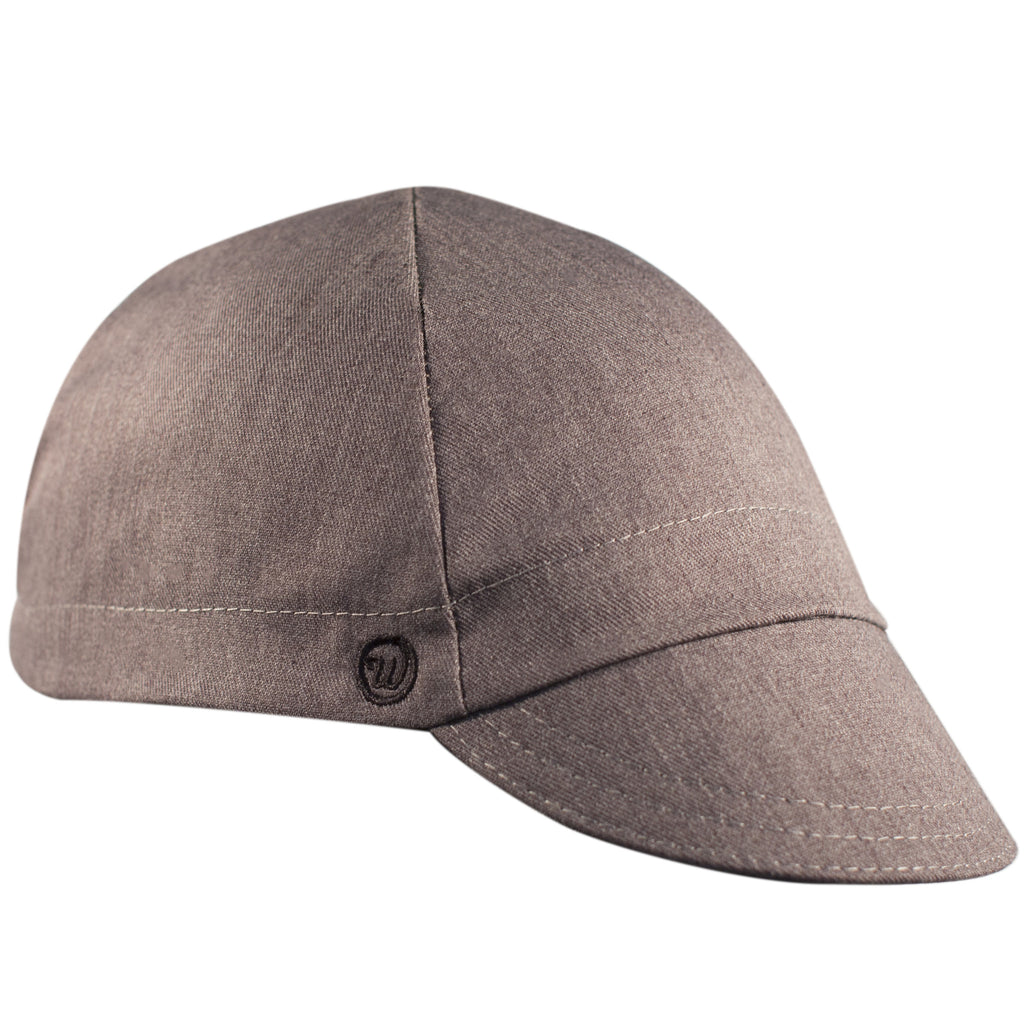 Heather Grey Cotton 4-Panel