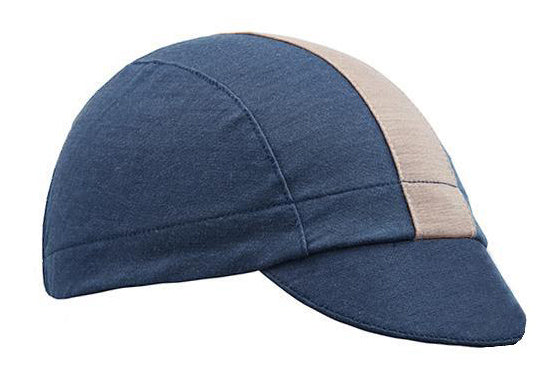 Airforce Blue Merino Wool 3-Panel