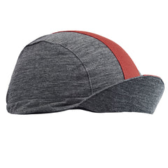 Gull Gray Merino Wool Cap