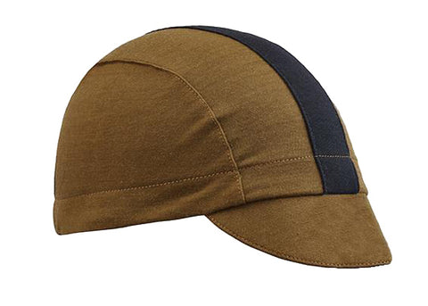 Army Olive Merino 3-Panel Cap