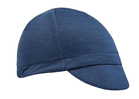 Airforce Blue Merino Wool Cap