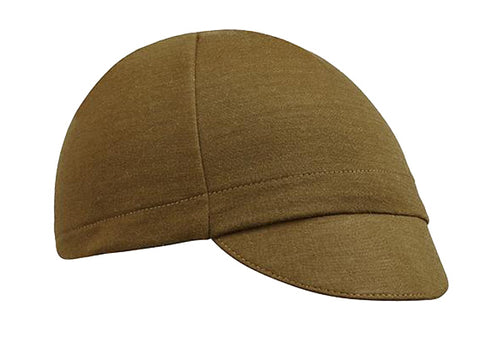 Military Green Merino Wool 4-Panel