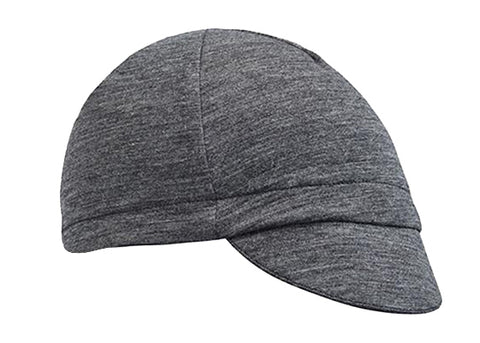 Gull Gray Merino Wool 4-Panel