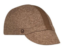 Brown Tweed Wool 3-Panel
