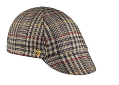 Plaid Wool 4-Panel