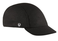 Velo/City Cap - Black Wool