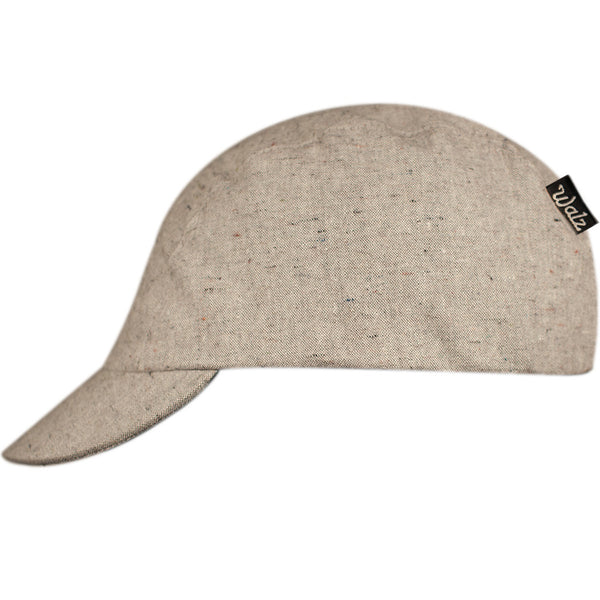 Velo/City Cap - Speckled Hemp