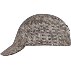 Velo/City Cap - Herringbone #01