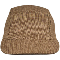 Velo/City Cap - Herringbone #02