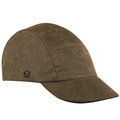 Velo/City Cap - Oak Waxed Cotton