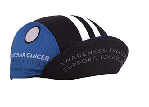 "Cap For A Cause ""Testicular Cancer Foundation"" Technical Cycling Cap"