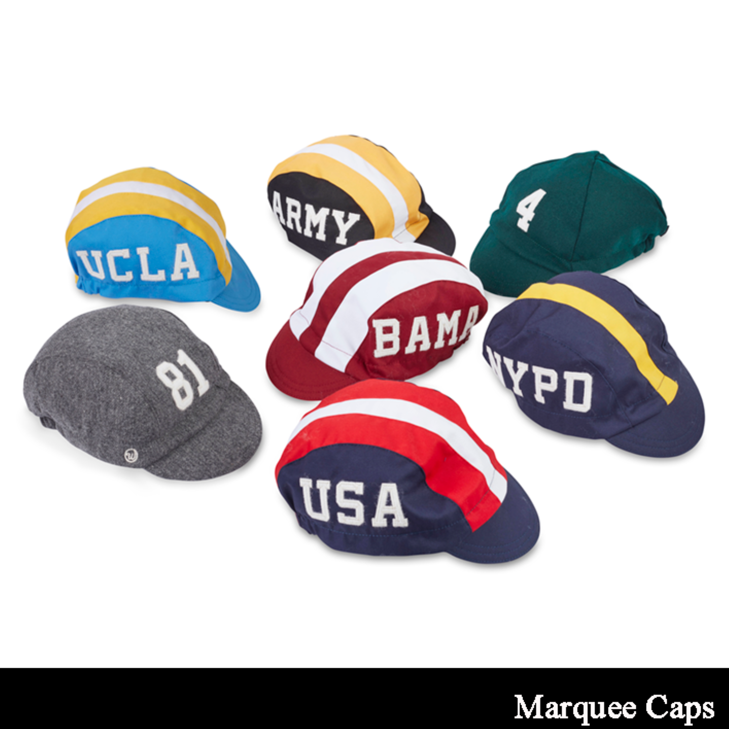 1bf9a41cb08 Custom Cycling Caps by Walz – Walz Caps - Classic American Cycling Caps