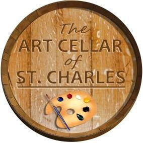 July 28, Fri, 7-9pm Open Painting Studio Wine and Painting Class in St. Charles