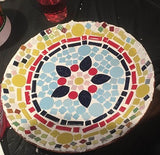 May 19, Fri, 1:30 to 5pm Private Party Mosaic Stepping Stone Class in St. Charles