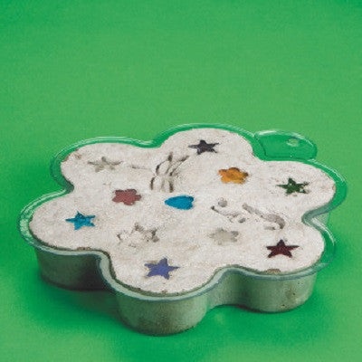 Mar 12, Sun, 1 to 4pm Mosaic Flower Shaped Stepping Stone Class in St. Charles