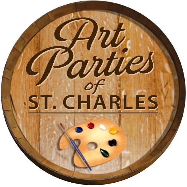 Balance due for Art Parties of St. Charles