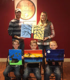 Feb 3, Fri, 6:30-9pm Open Painting Studio Wine and Painting Class in St. Charles