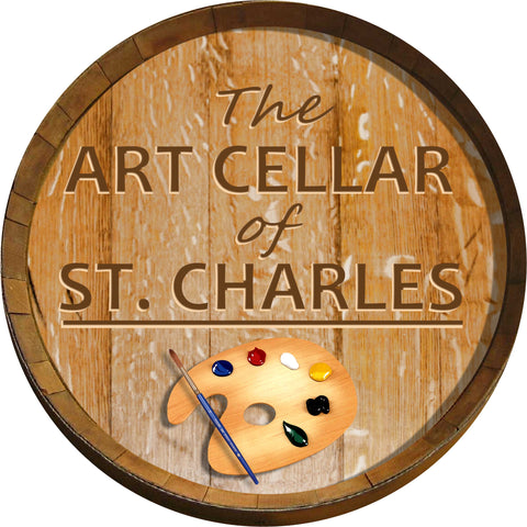 $35 Gift Certificate for The Art Cellar of St. Charles