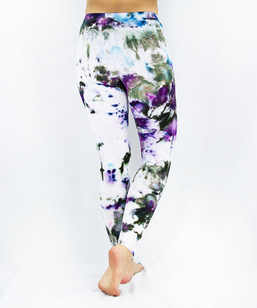 Amethyst Ice Dye Leggings